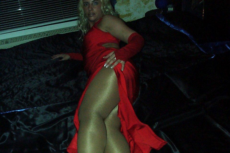 Blondine wünscht sich Gentlemanlover
